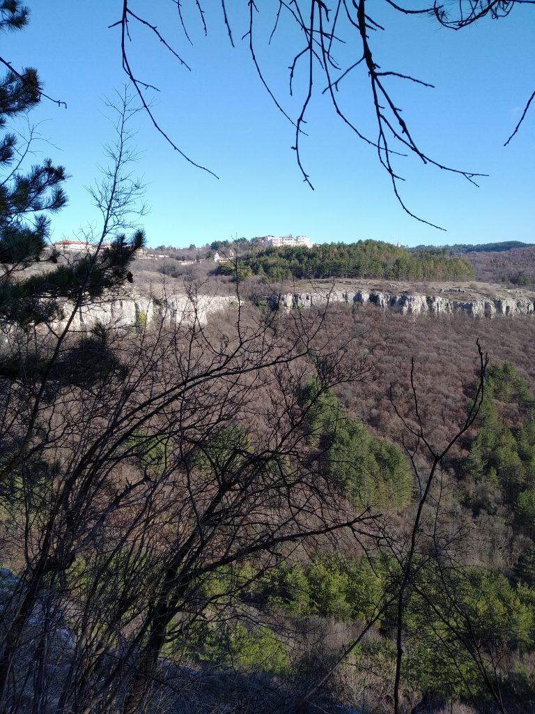 Арбанаси - поглед от Гарга Баир