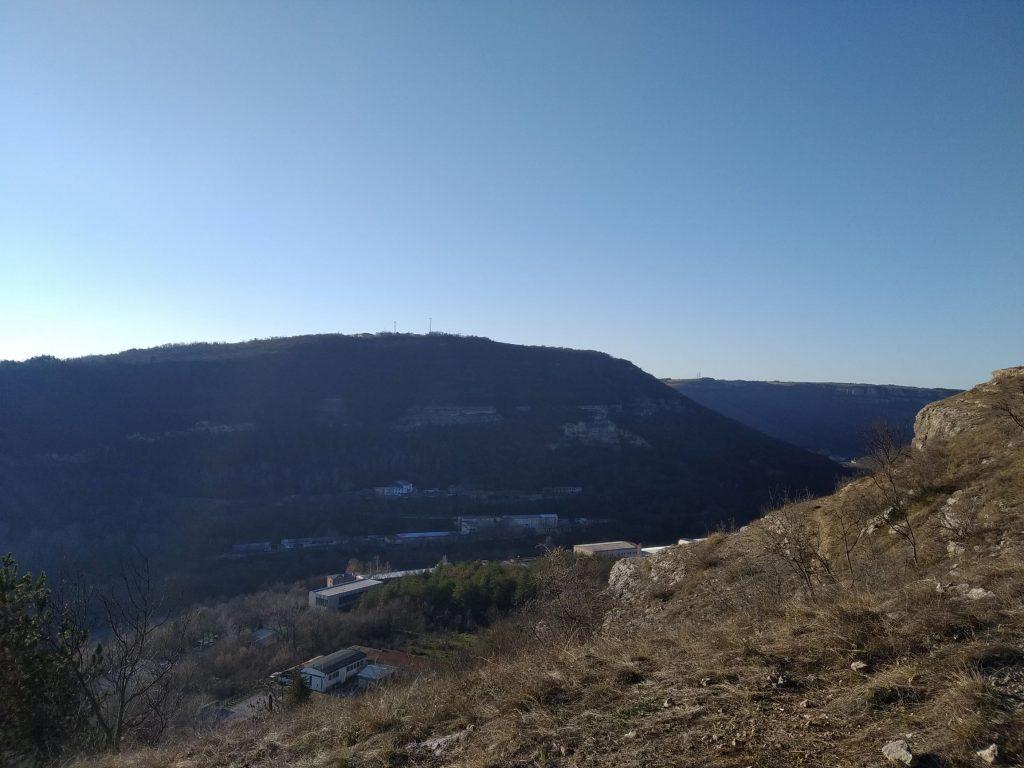 изглед към Картала
